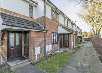 Thumbnail 1 bed flat for sale in Melford Close, Chessington, Surrey