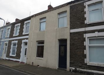 Thumbnail 4 bedroom terraced house for sale in Adeline Street, Splott, Cardiff
