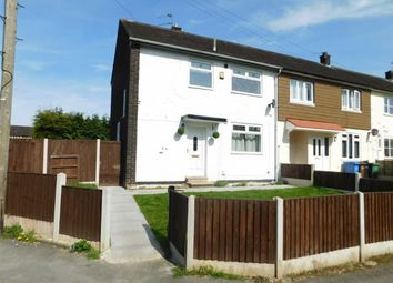 Thumbnail 2 bed end terrace house for sale in Tatton Close, Cheadle, Stockport