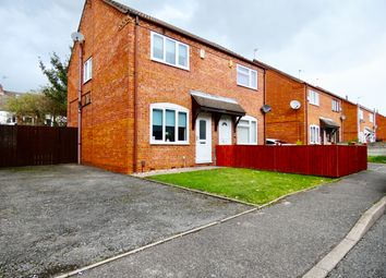 Thumbnail 2 bed semi-detached house for sale in Bowne Street, Sutton-In-Ashfield