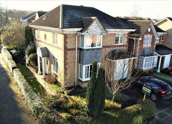 Thumbnail 4 bedroom detached house for sale in The Cornfields, Hatch Warren, Basingstoke