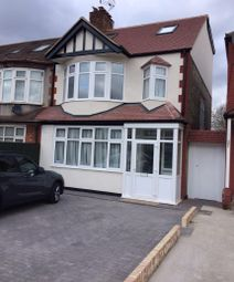 Thumbnail 7 bed semi-detached house for sale in North Circular Road, London