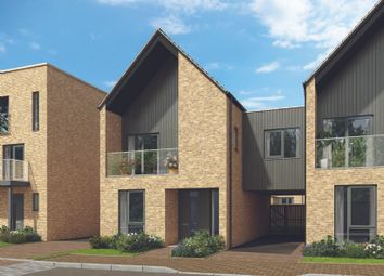 Thumbnail 4 bed semi-detached house for sale in The Chase, Newhall, Harlow, Essex