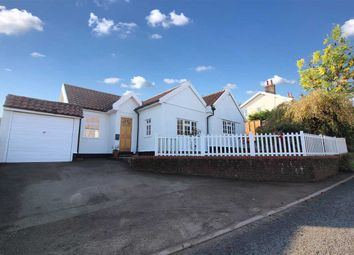 Thumbnail 3 bed detached bungalow for sale in The Street, Tuddenham, Ipswich, Suffolk