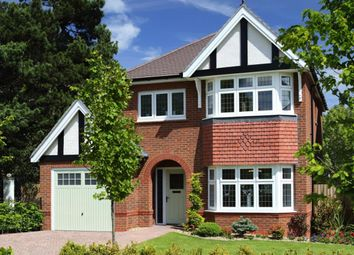 Thumbnail 3 bed detached house for sale in Sycamore Green, Ledsham Road, Cheshire