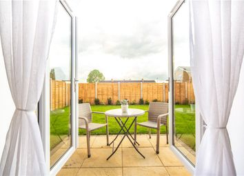 Thumbnail 3 bed semi-detached house for sale in Littleton Fields, Withy Trees Road, South Littleton