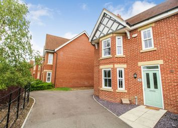 Thumbnail 4 bed semi-detached house to rent in Masters Close, Great Denham, Bedford