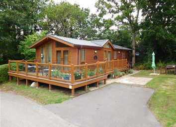 Thumbnail 3 bed mobile/park home for sale in Lytchett Bay View, Rockley Park, Poole
