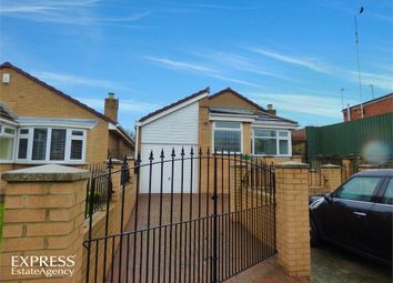Thumbnail 2 bed detached bungalow for sale in Redwell Court, South Shields, Tyne And Wear