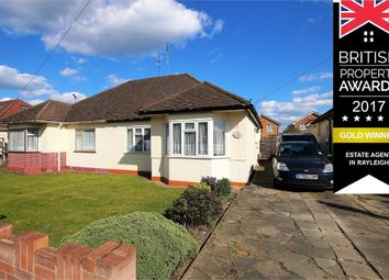 Thumbnail 2 bed semi-detached bungalow for sale in Belgrave Road, Eastwood, Leigh-On-Sea, Essex, UK
