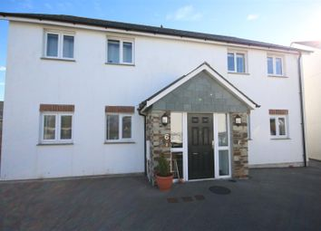 Thumbnail 1 bed flat for sale in Trevowah Meadows, Crantock, Newquay