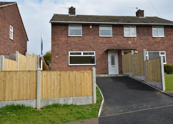 Thumbnail 3 bed semi-detached house to rent in Downlands, Brimington, Chesterfield