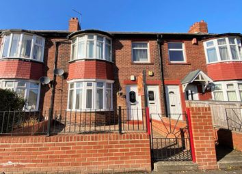 Thumbnail 2 bed flat to rent in Tynemouth Road, Wallsend