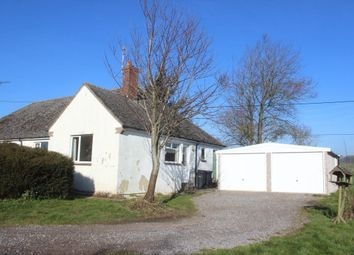 Thumbnail 3 bedroom bungalow to rent in Manor Farm Bungalows, Sutton Mandeville, Salisbury