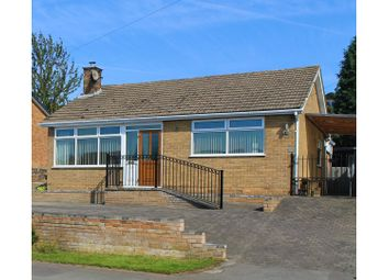 Thumbnail 2 bed bungalow for sale in Ridgedale Road, Bolsover, Chesterfield
