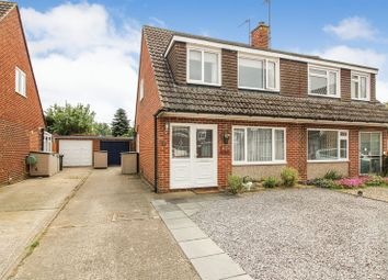 Thumbnail 3 bed semi-detached house for sale in Pipit Close, Thatcham