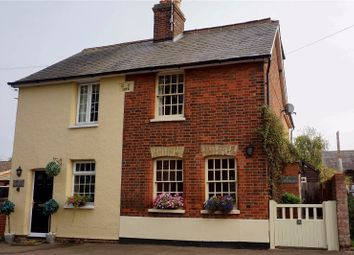 Thumbnail 3 bed semi-detached house for sale in Mead Villas, Hare Street, Buntingford