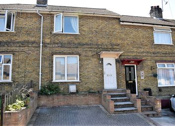 Thumbnail 3 bed terraced house for sale in Longley Road, Rochester