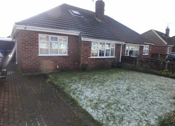 Thumbnail 3 bed semi-detached bungalow for sale in Ronald Drive, Fearnhead, Warrington, Cheshire