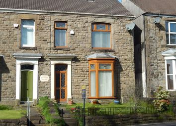 Thumbnail 5 bed semi-detached house for sale in Pentrepoeth Road, Morriston, Swansea