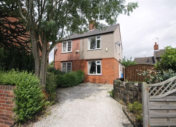 Thumbnail 2 bed semi-detached house for sale in Hoole Street, Hasland, Chesterfield