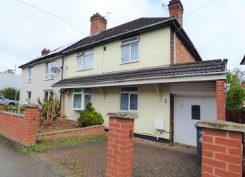 Thumbnail 3 bed semi-detached house to rent in Belton Close, Leicester
