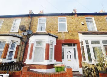 Thumbnail 3 bedroom terraced house for sale in Haldane Road, East Ham, London