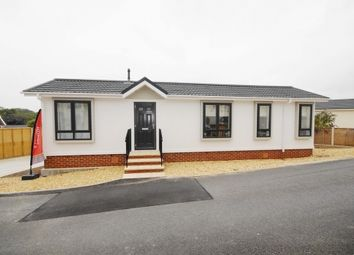 Thumbnail 1 bed mobile/park home for sale in Westwood Park, Bashley Cross Road, New Milton, Hampshire