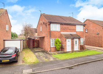 Thumbnail 2 bed semi-detached house for sale in Langsett Drive, Chellaston, Derby