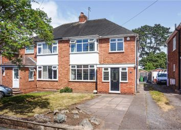 Thumbnail 3 bed semi-detached house for sale in Court Crescent, Kingswinford