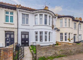 Thumbnail 2 bed flat for sale in Elderton Road, Westcliff-On-Sea, Essex