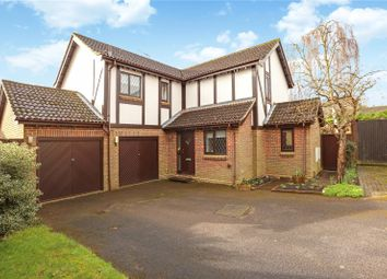 Thumbnail 4 bed detached house for sale in Markenhorn, Godalming, Surrey