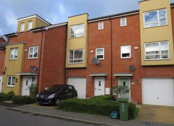 Thumbnail 4 bedroom town house for sale in Stilton Close, Aylesbury