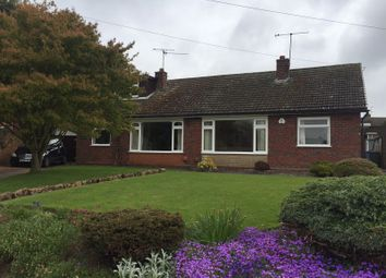 Thumbnail 2 bed bungalow to rent in Stretton Road, Lapley, Stafford