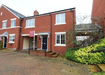Thumbnail 1 bedroom flat for sale in Cavell Drive, Shrewsbury
