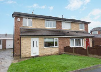 Thumbnail 3 bedroom semi-detached house for sale in Ferndown Road, Bolton