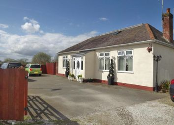 Thumbnail 4 bed detached bungalow for sale in Welsh Road, Ledsham, Ellesmere Port