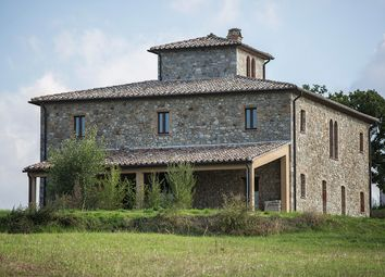 Thumbnail Country house for sale in Country House In Panoramic Position, San Casciano Dei Bagni, Siena, Tuscany, Italy