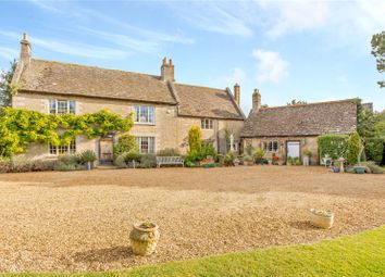 Thumbnail 4 bed detached house for sale in Thorpe Waterville, Kettering, Northamptonshire