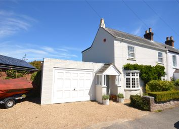 Thumbnail 3 bed semi-detached house for sale in Spring Road, Lymington, Hampshire