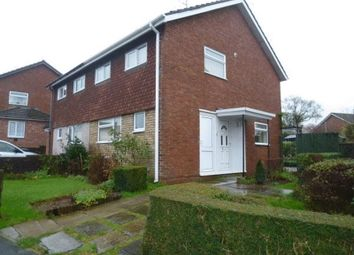 Thumbnail 2 bed semi-detached house to rent in Narberth Crescent, Llanyravon, Cwmbran
