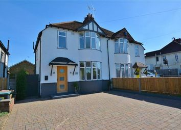 Thumbnail Semi-detached house to rent in Hampermill Lane, Watford