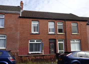 Thumbnail 3 bed terraced house for sale in Elm Road, Briton Ferry, Neath .
