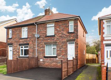 Thumbnail 2 bed semi-detached house for sale in Uplands Avenue, Darton, Barnsley