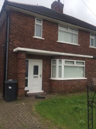 Thumbnail 1 bed semi-detached house to rent in Queensberry Road, Doncaster, South Yorkshire