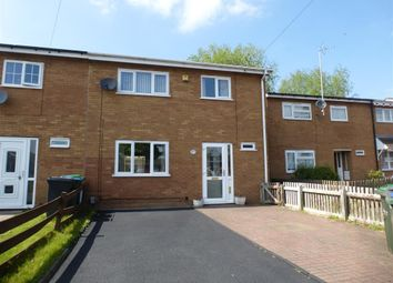 Thumbnail 3 bedroom end terrace house for sale in Powis Avenue, Tipton