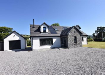 Thumbnail 4 bed detached house for sale in Millnain Croft, Strathpeffer, Ross-Shire