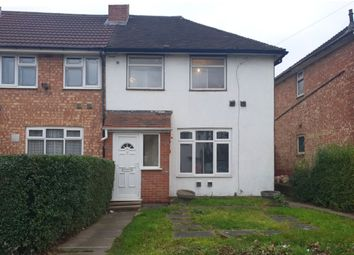 Thumbnail 2 bed property to rent in Loeless Road, Birmingham