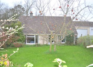 Thumbnail 2 bed detached bungalow for sale in Tregonning Parc, St. Keverne, Helston