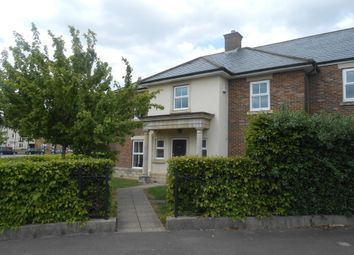 Thumbnail 4 bed link-detached house to rent in Dowland Close, Swindon